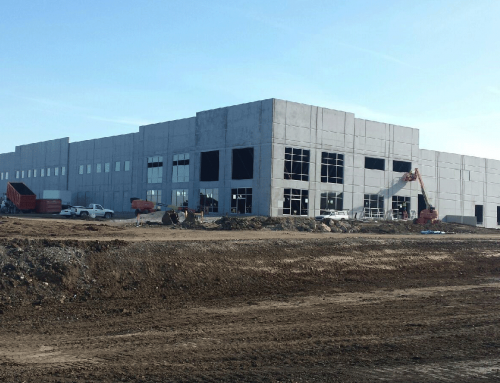 Odyssey Constructs and Sells a Kansas Property Distribution Center